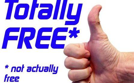 Rien n'est gratuit